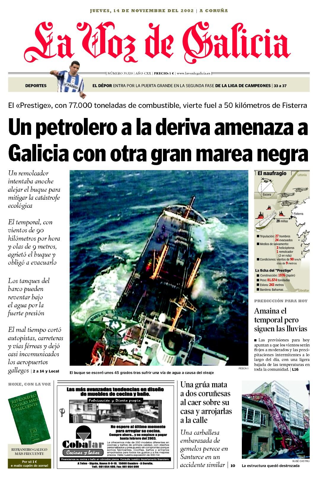 galicia noticia: