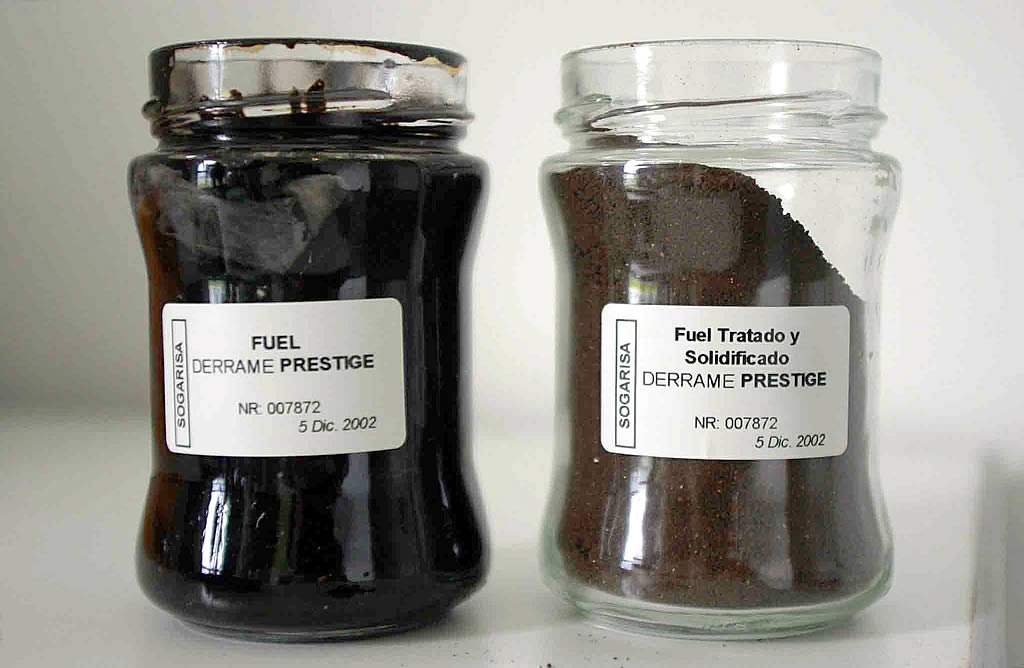 12/12/02 <br>Se estudió un tratamiento posible para los restos en la planta de residuos de Sogarisa, en  As Somozas <br>José Pardo