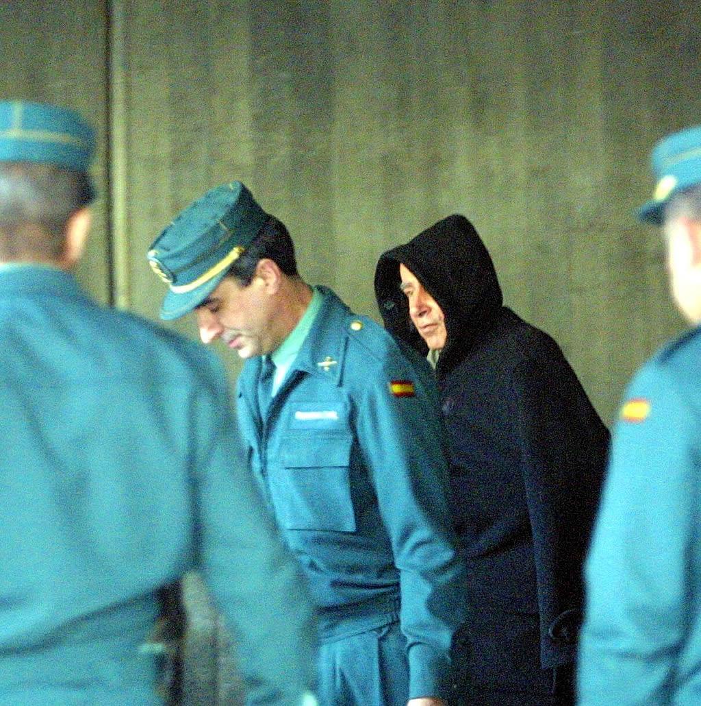 El juez envía a la cárcel al capitán Apostolos Mangouras <br>Xosé Castro